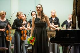 Kaunas Symphony Orchestra, Lithuania, 2015